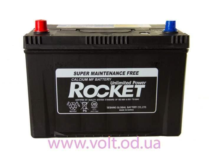 ROCKET NX120-7 90ah JL+ 750A