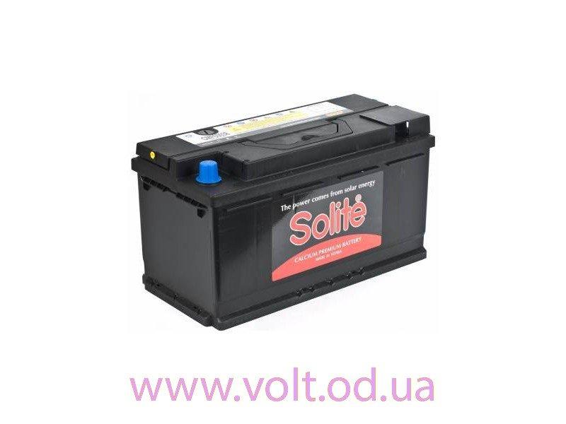 SOLITE R 100Ah R+ 850A