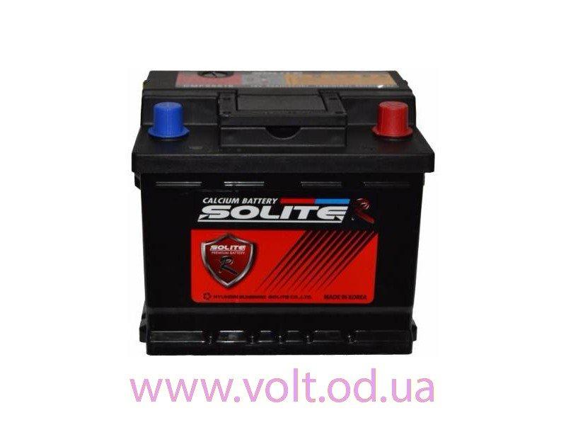 SOLITE R 55Ah L+ 500A