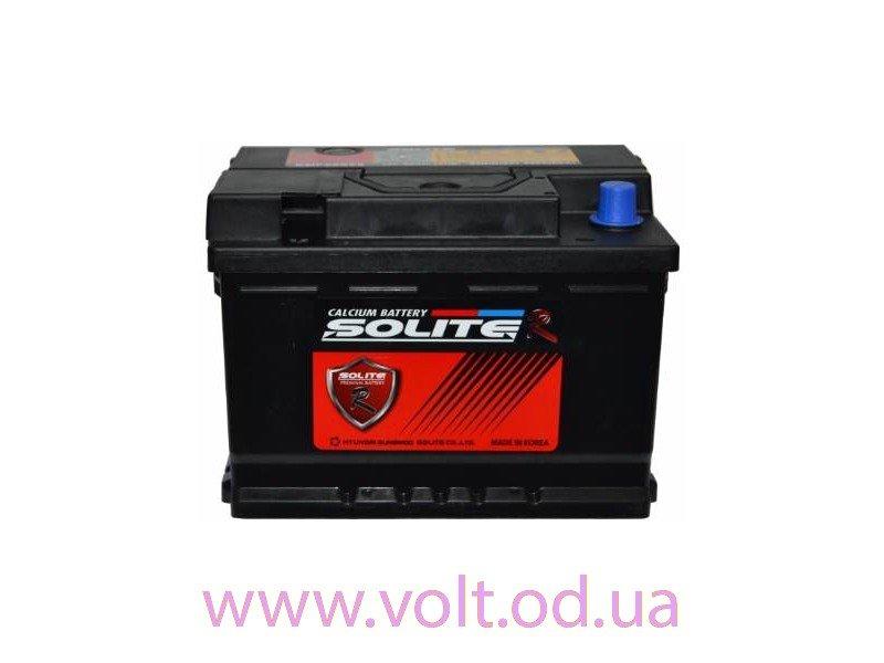 SOLITE R 60Ah L+ 550A