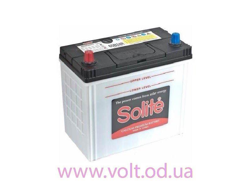 SOLITE R Japan 50Ah L+ 470A