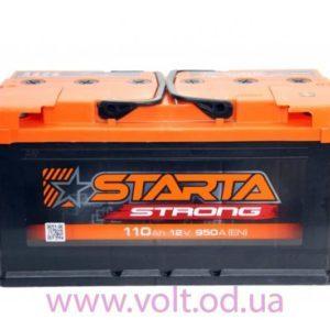 Starta 110аh R+950A