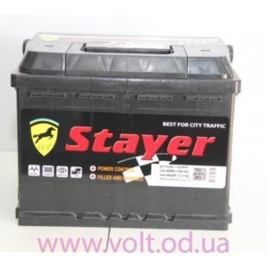 Stayer 60аh 540A