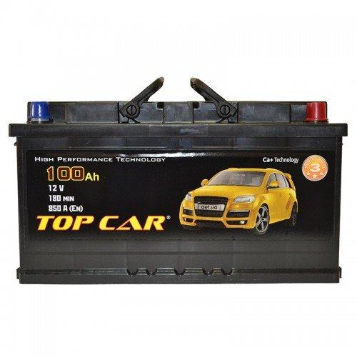 TOP CAR 100Ah L+ 850A