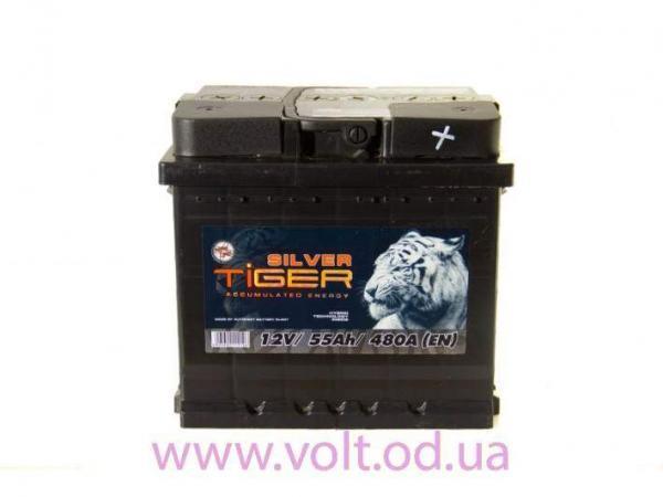 TiGER Silver 55ah 480A