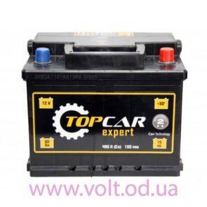 Top Car EXPERT 60аh 480A