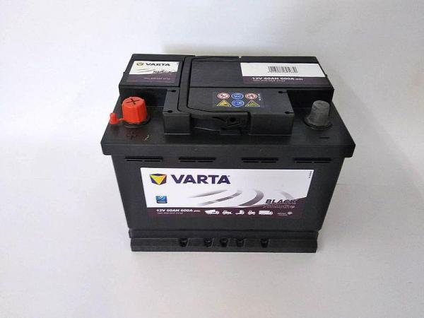 Varta Promotive Black 60Ah
