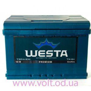 Westa 74ah R+720A