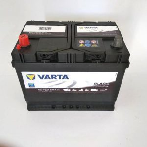 Varta Promotive Black 70Ah