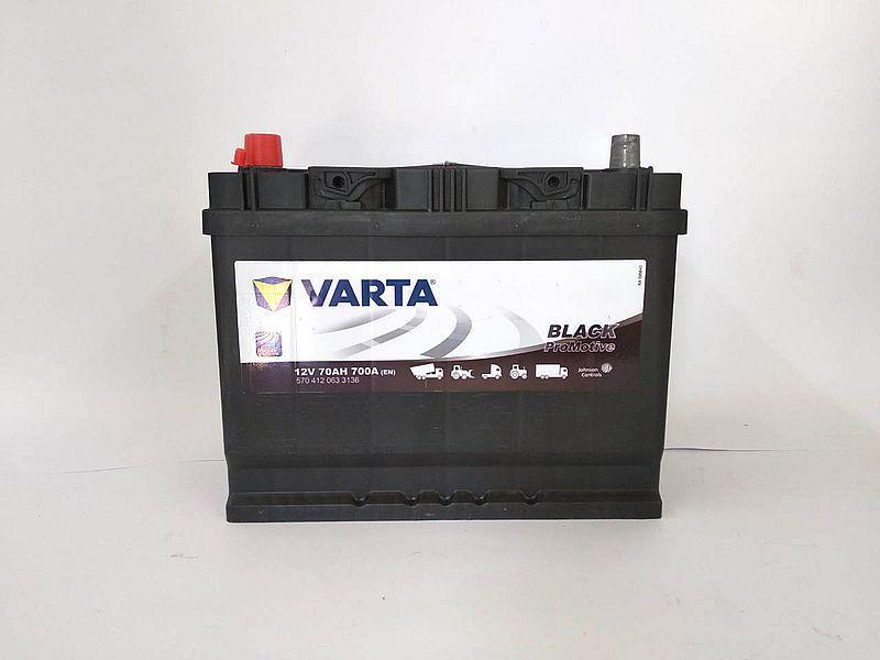 Varta Promotive Black 70Ah L+ 700A