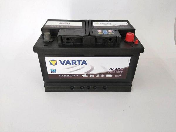 Varta Promotive Black 74Ah