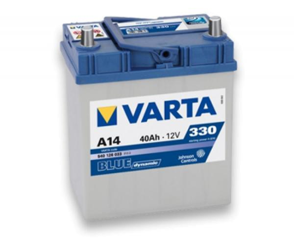 Varta Blue Dynamic 40Ah JR