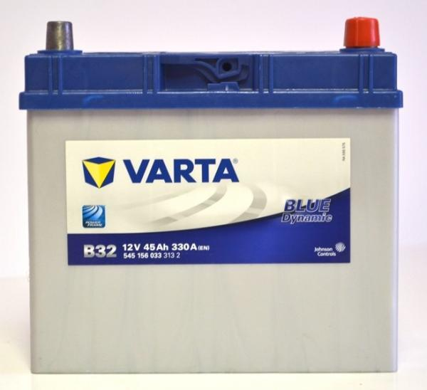 Varta Blue Dynamic 45Ah 330A