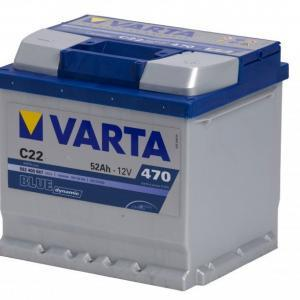 Varta Blue Dynamic 52Ah 470A