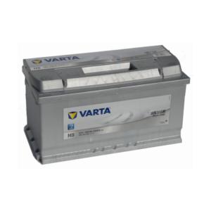 Varta Silver Dynamic 100Ah R+ 830A
