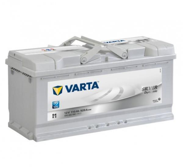 Varta Silver Dynamic 110Ah R+ 920A