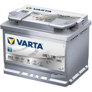 Varta Silver Dynamic AGM 60Ah R+ 680A