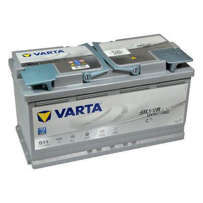 Varta Silver Dynamic AGM 95Ah R+ 850A