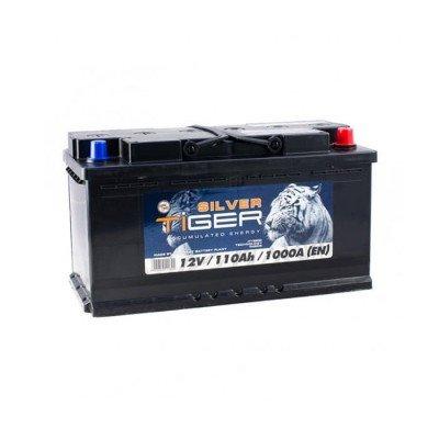 Tiger Silver 110Ah 1000 A R+