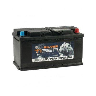 Tiger Silver 98Ah 900 A R+