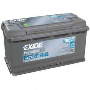 Exide Premium 100Ah R+ 900A