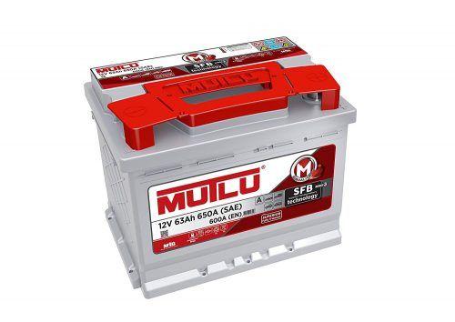 MutluSFB Technology (Ser3) 63AH R+ 650A