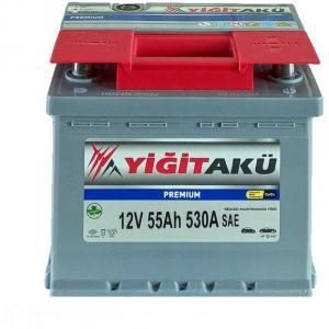 Yigit Aku premium RED T9 55AH R+ 530A