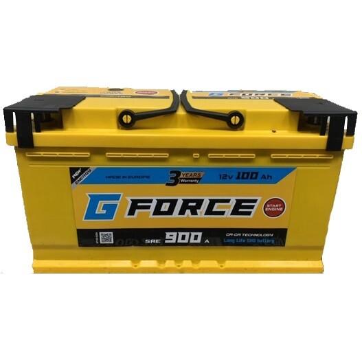 G Force 100Ah 900A R