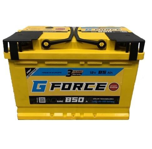 G Force 85Ah 850A R