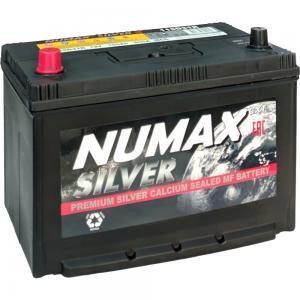 NUMAX Asia Silver 100Ah 800A L