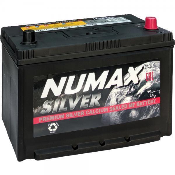 NUMAX Asia Silver 105Ah 850A L