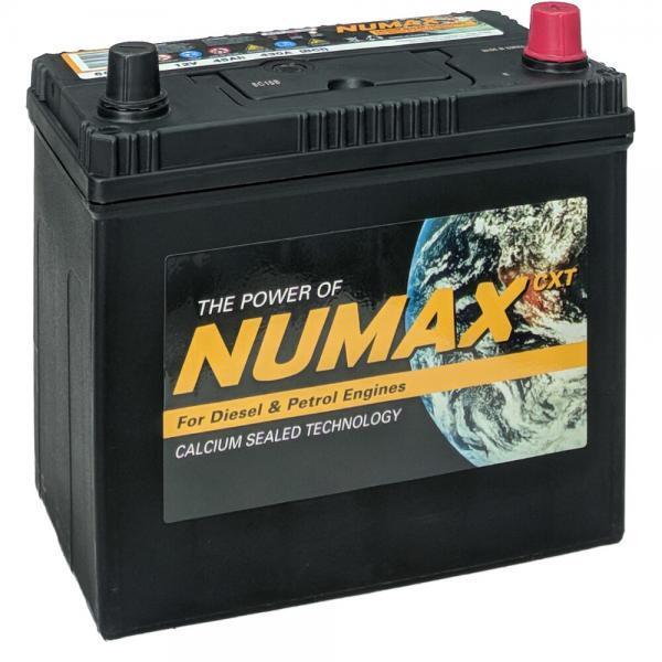 NUMAX ASIA 45Ah 430A R (тонкая клема)