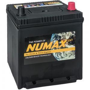 NUMAX ASIA 50Ah 480A R