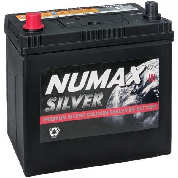NUMAX Asia Silver 55 Ah 480A R