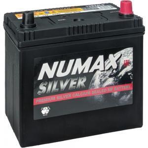 NUMAX Asia Silver 55 Ah 480A L