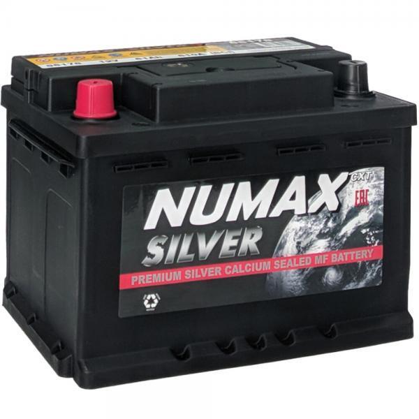 NUMAX Silver 61Ah 700A L