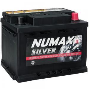 NUMAX Silver 61Ah 700A R