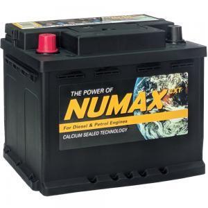 NUMAX 62Ah 560A L