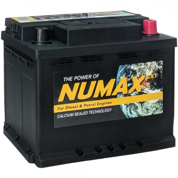 NUMAX 62Ah 560A R