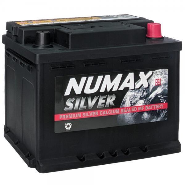 NUMAX Silver 65Ah 650A L