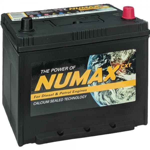 NUMAX ASIA 70Ah 600A R