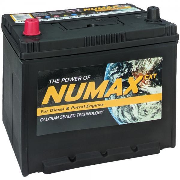 NUMAX ASIA 75Ah 630A L