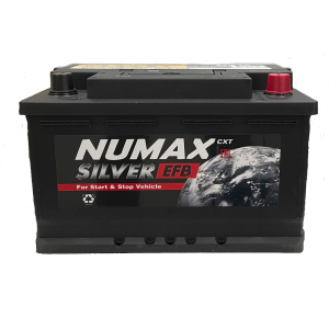 NUMAX EFB 75Ah 700A R