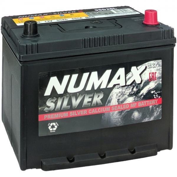 NUMAX Asia Silver 85Ah 720A R