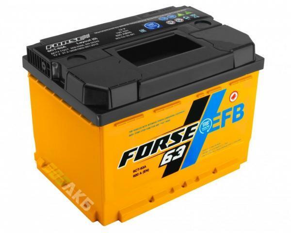 Forse EFB 63Ah 620A L