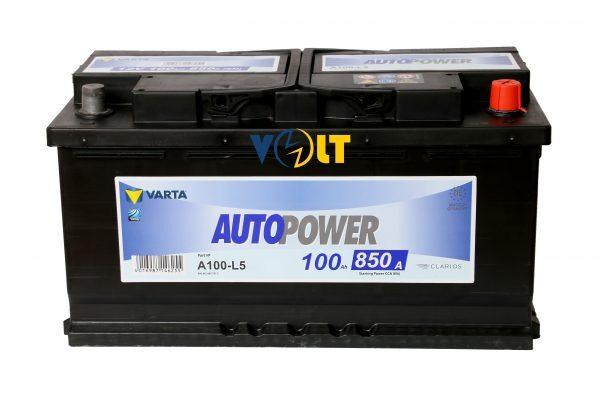 Autopower A100-L5 100 А.ч