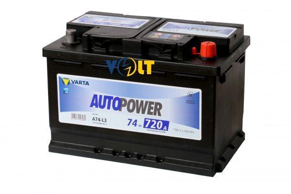 Autopower A74-L3 74 А.ч