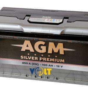 AGM 100 Ah (0) 850A