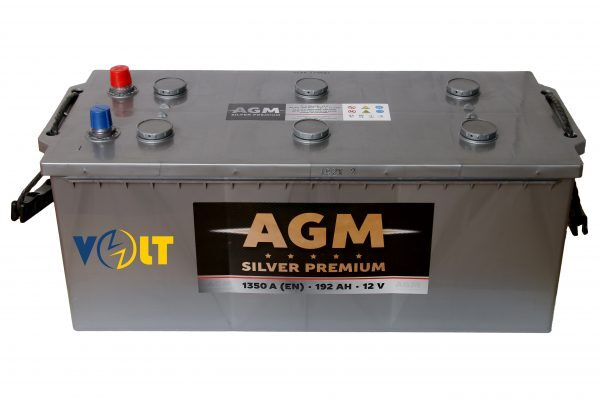 AGM 192 Ah (3) 1350A
