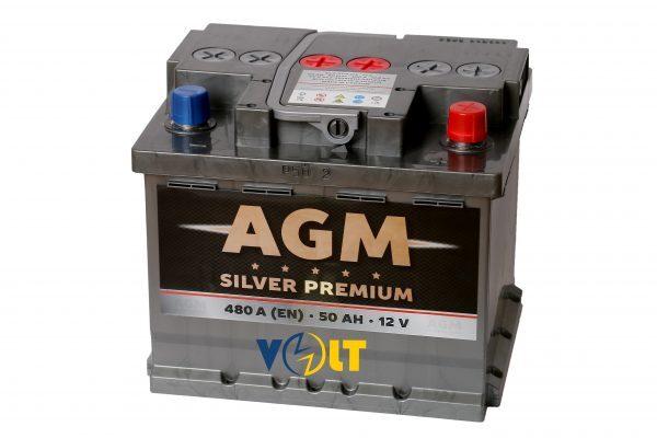 AGM 50 Ah (0) 480A